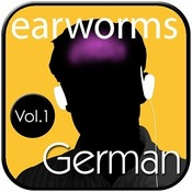 Rapid German, Vol. 1, by Earworms Learning