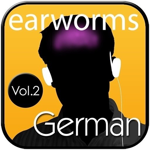 Printable Rapid German, Vol. 2 Audiobook Cover Art