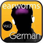 Rapid German, Vol. 2, by Earworms Learning