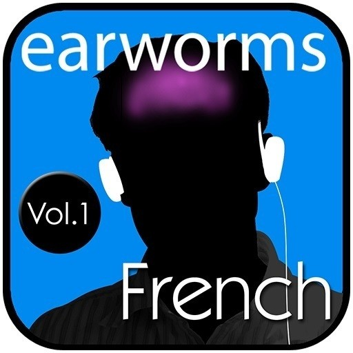 Printable Rapid French, Vol. 1 Audiobook Cover Art