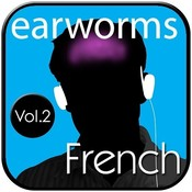 Rapid French, Vol. 2, by Earworms Learning