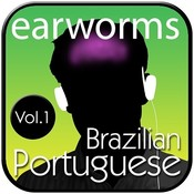 Rapid Brazilian Portuguese, Vol. 1 Audiobook, by Earworms Learning