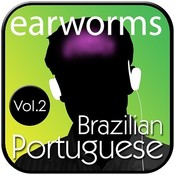 Rapid Brazilian Portuguese, Vol. 2 Audiobook, by Earworms Learning