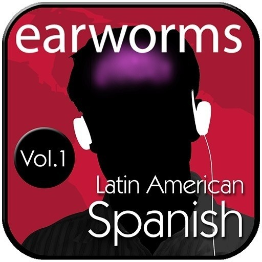 Printable Rapid Spanish (Latin American), Vol. 1 Audiobook Cover Art
