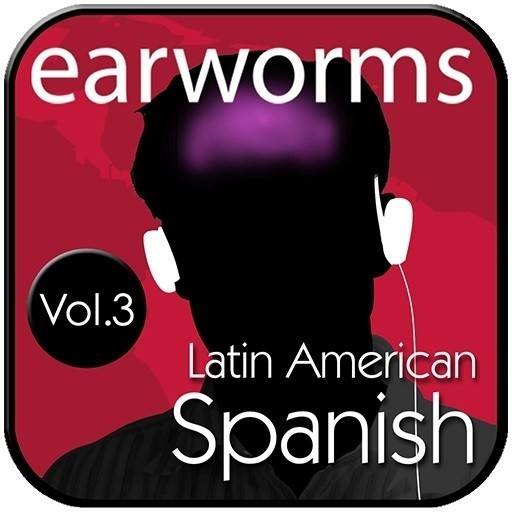 Printable Rapid Spanish (Latin American), Vol. 3 Audiobook Cover Art