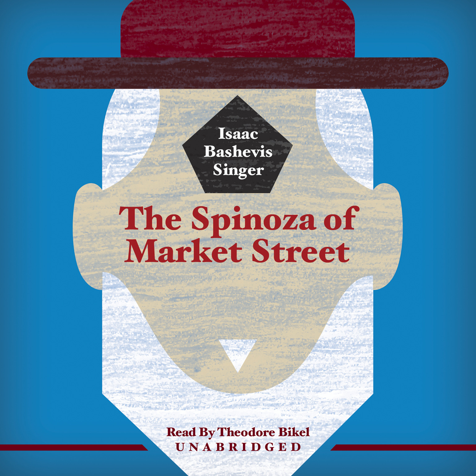 Printable The Spinoza of Market Street Audiobook Cover Art