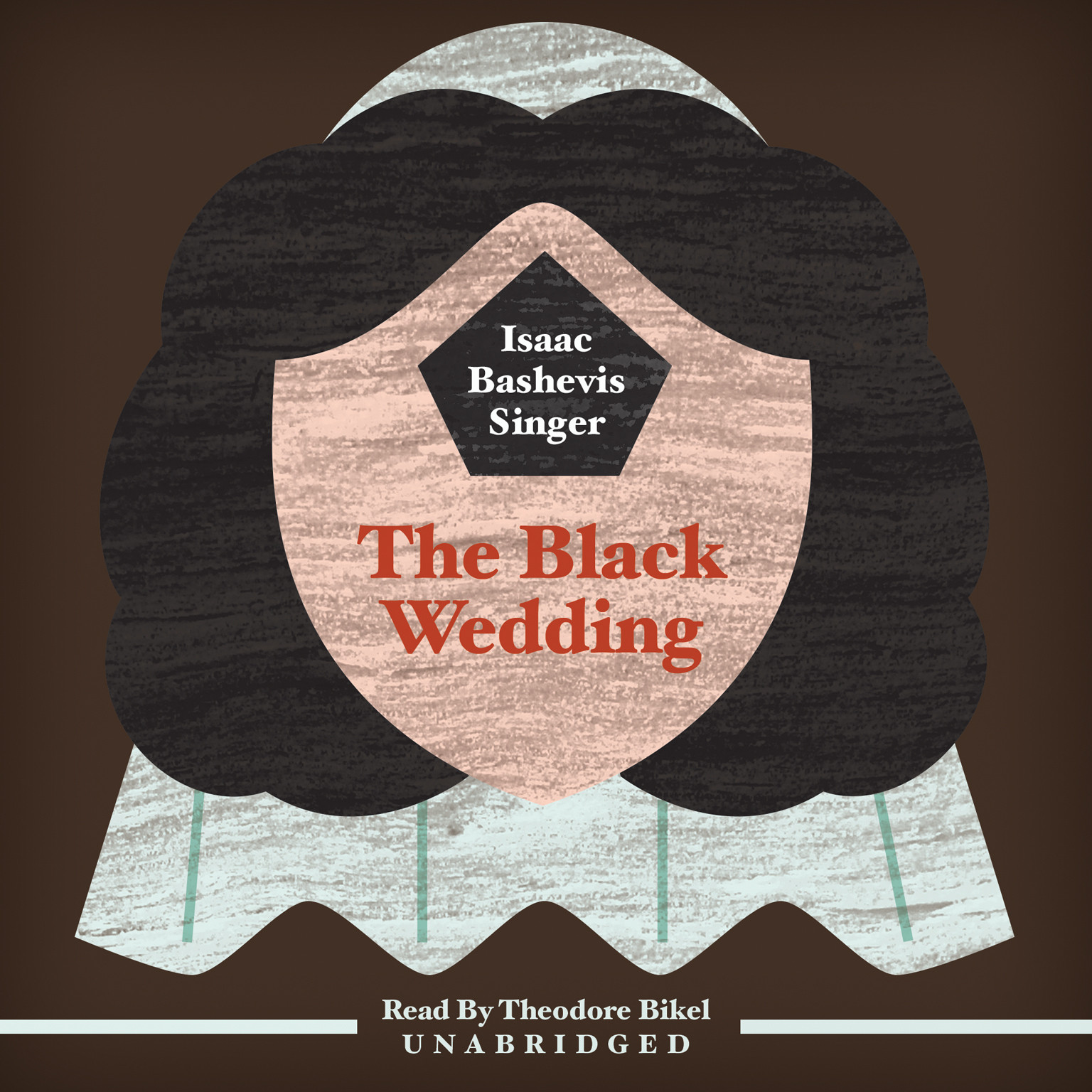 Printable The Black Wedding Audiobook Cover Art