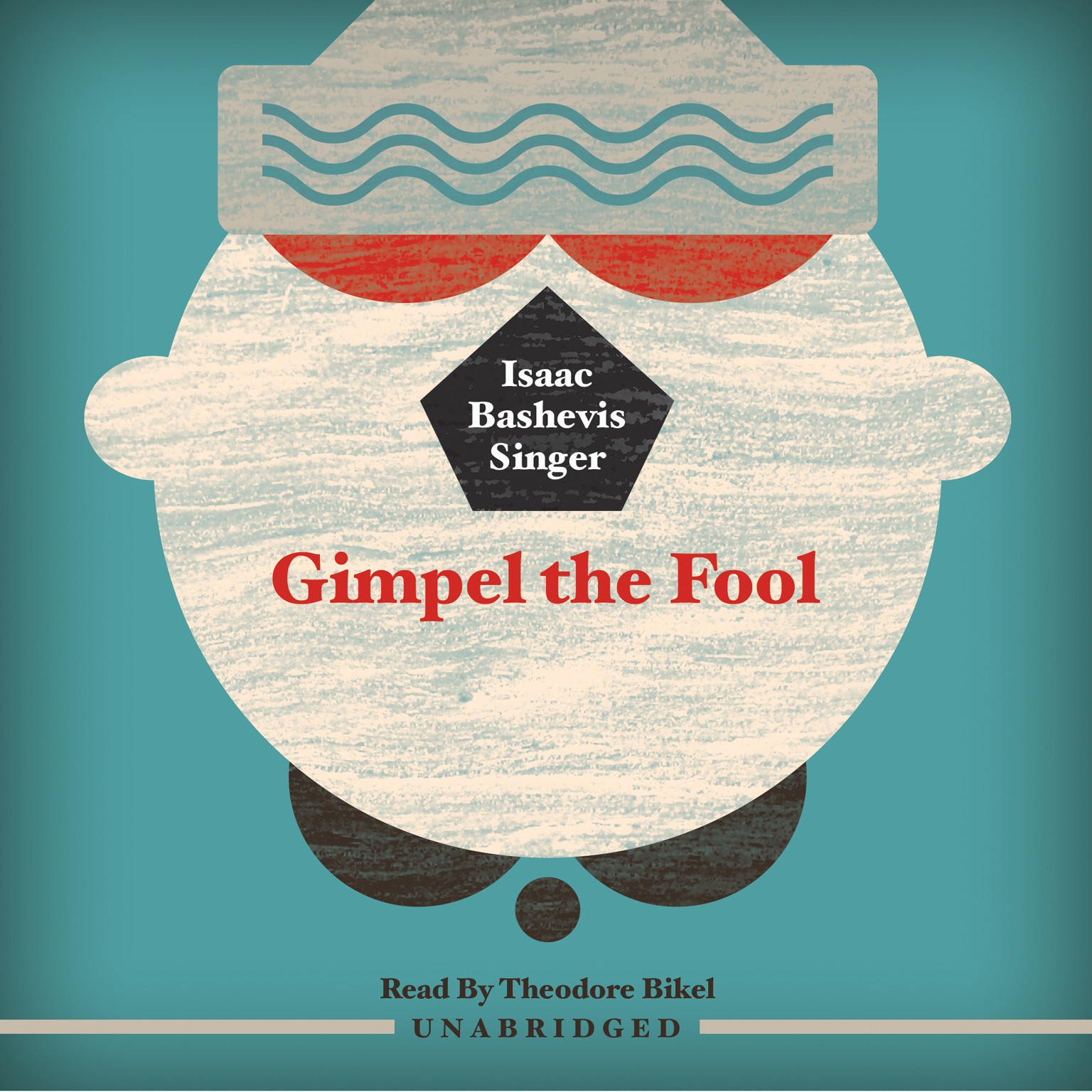 Printable Gimpel the Fool Audiobook Cover Art