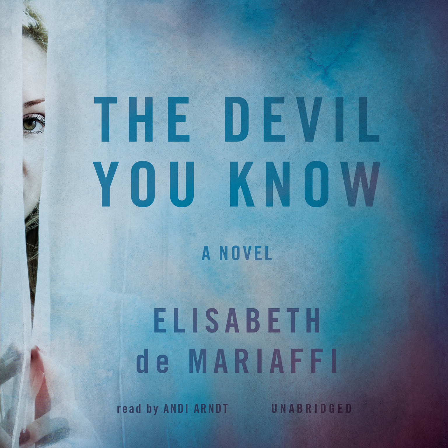 Printable The Devil You Know: A Novel Audiobook Cover Art