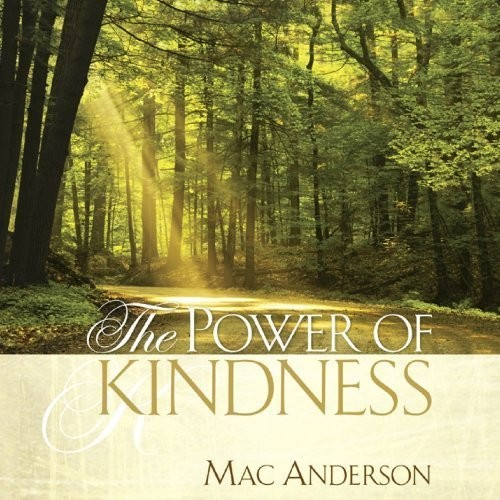 Printable The Power of Kindness Audiobook Cover Art