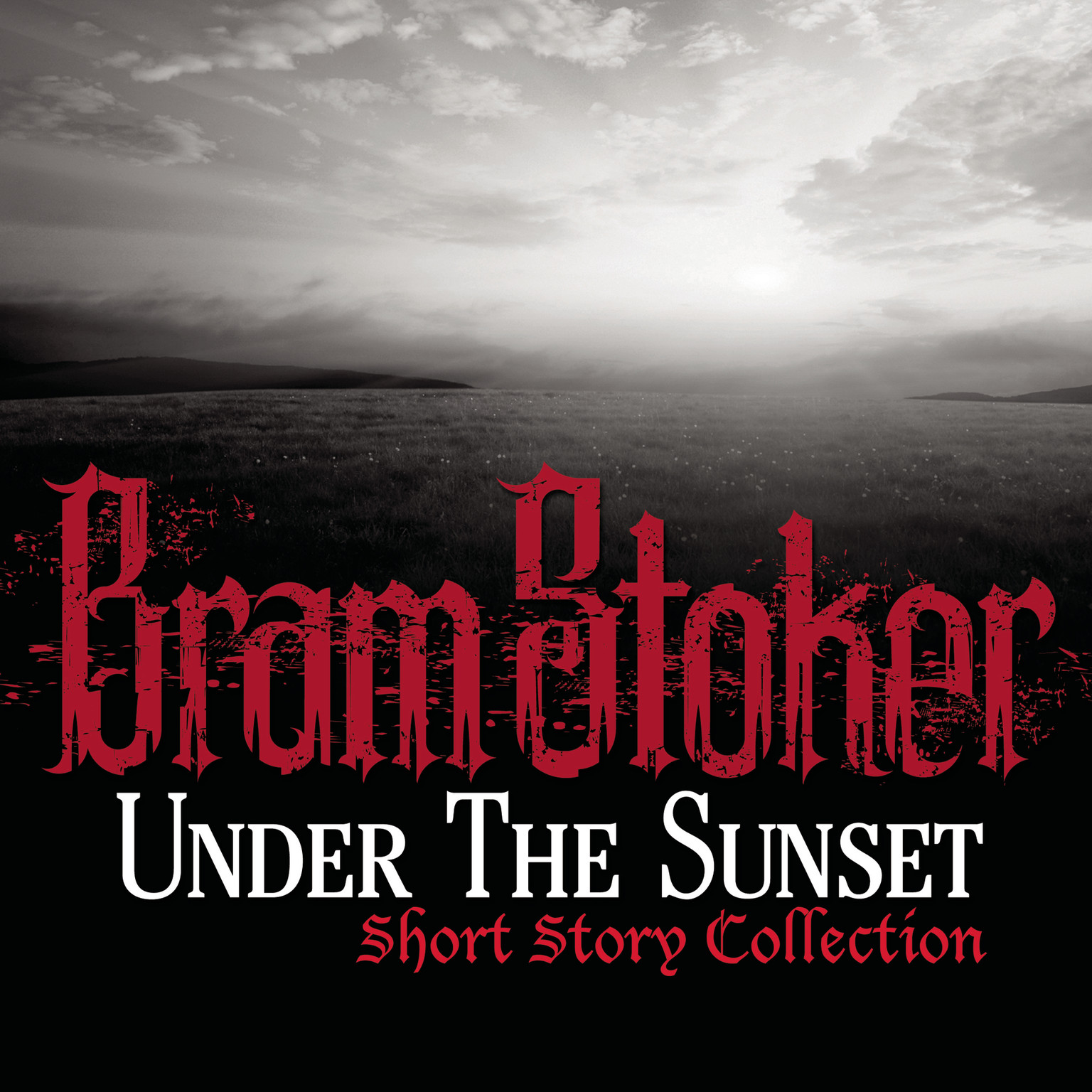 Printable Under The Sunset Short Story Collection Audiobook Cover Art