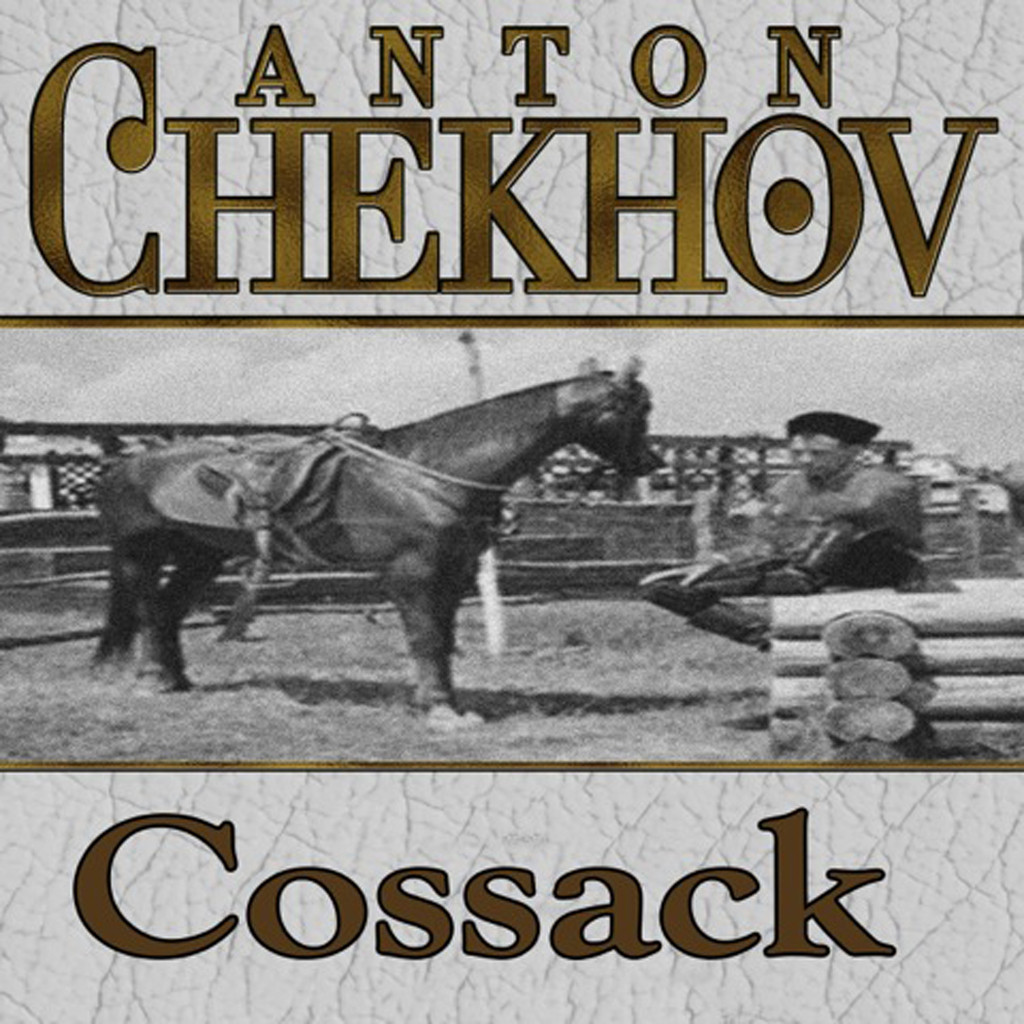 Printable The Cossack Audiobook Cover Art
