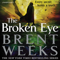 The Broken Eye Audiobook, by Brent Weeks