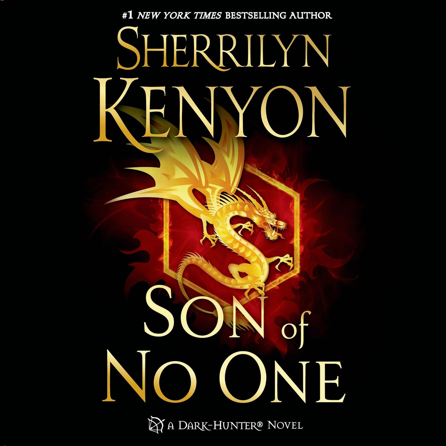 Printable Son of No One Audiobook Cover Art