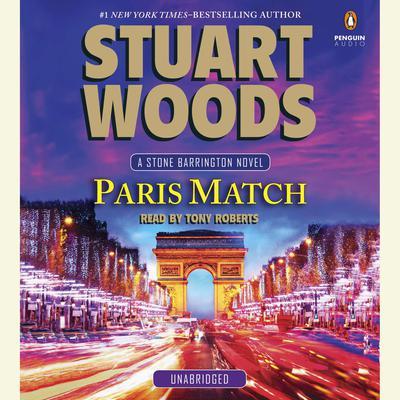 Paris Match Audiobook, by Stuart Woods