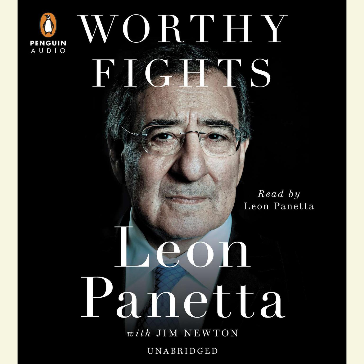 Printable Worthy Fights: A Memoir of Leadership in War and Peace Audiobook Cover Art