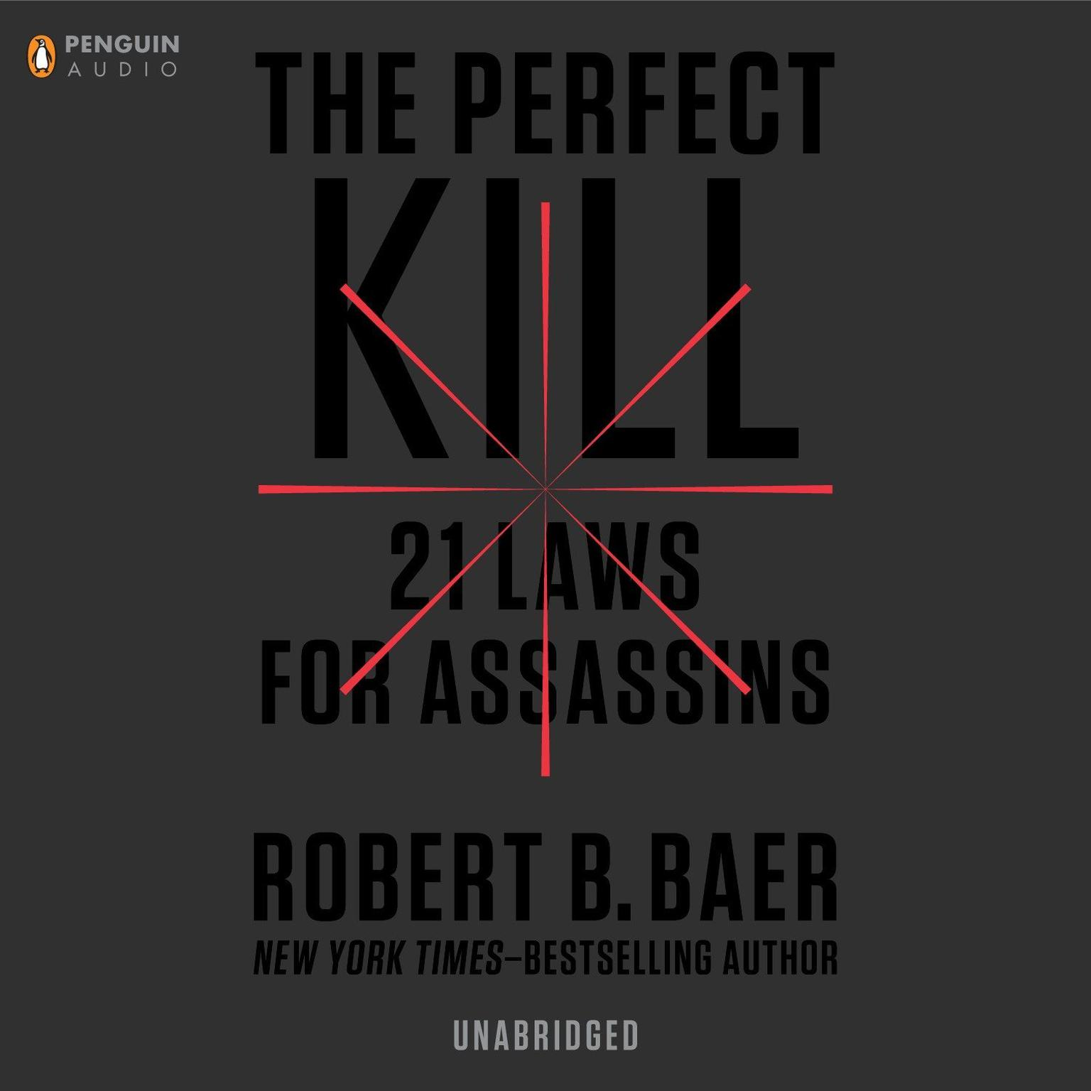 Printable The Perfect Kill: 21 Laws for Assassins Audiobook Cover Art