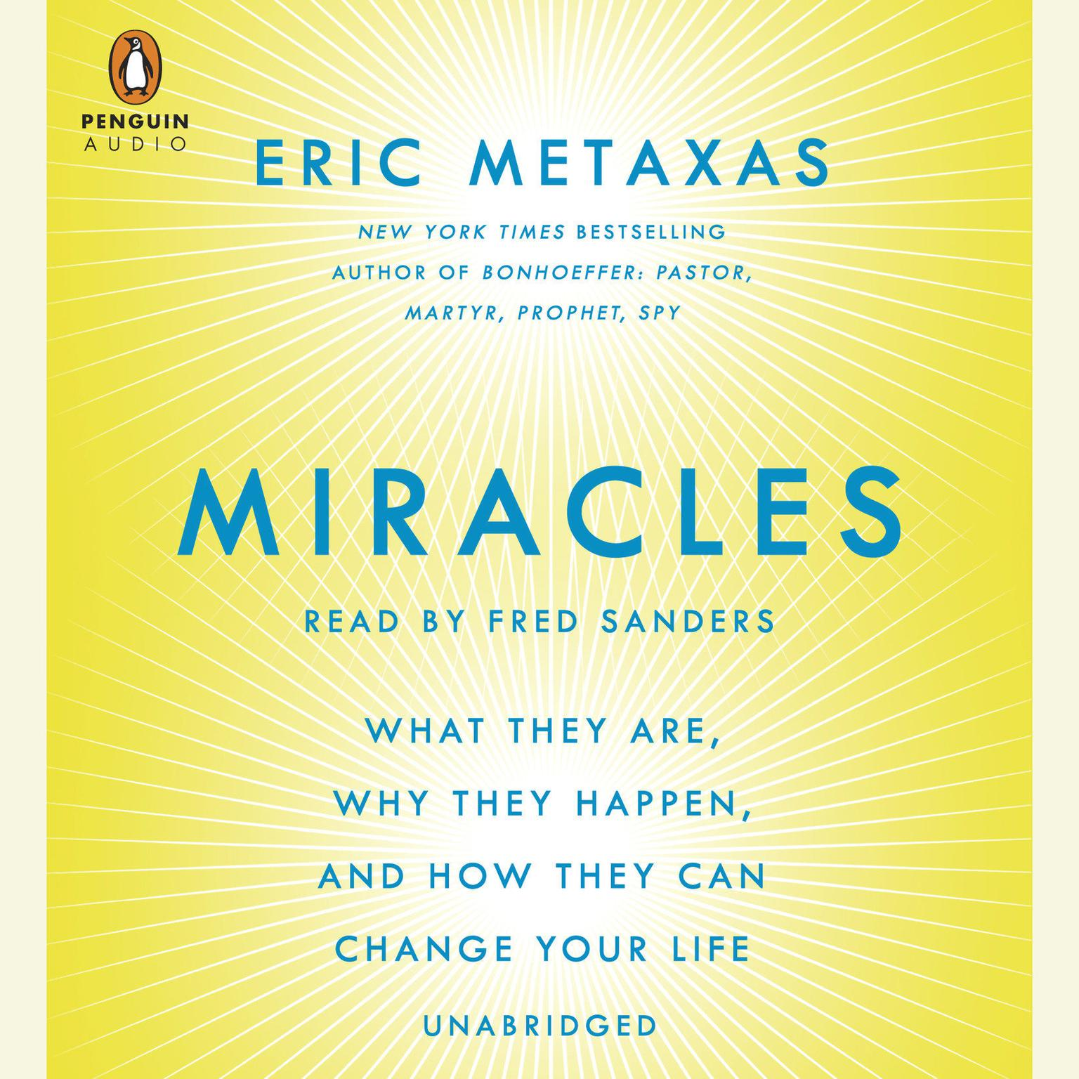 Printable Miracles: What They Are, Why They Happen, and How They Can Change Your Life Audiobook Cover Art