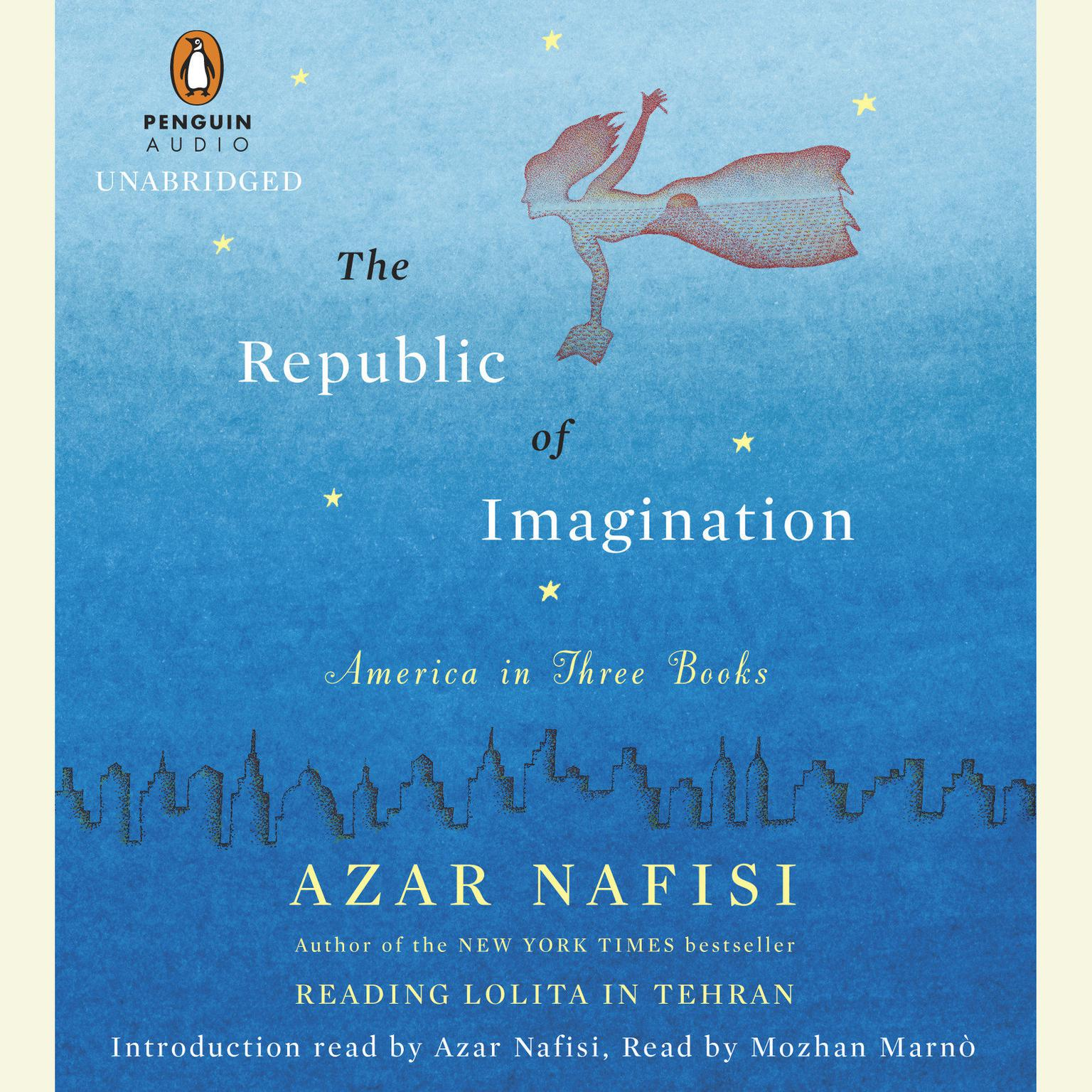 Printable The Republic of Imagination: America in Three Books Audiobook Cover Art