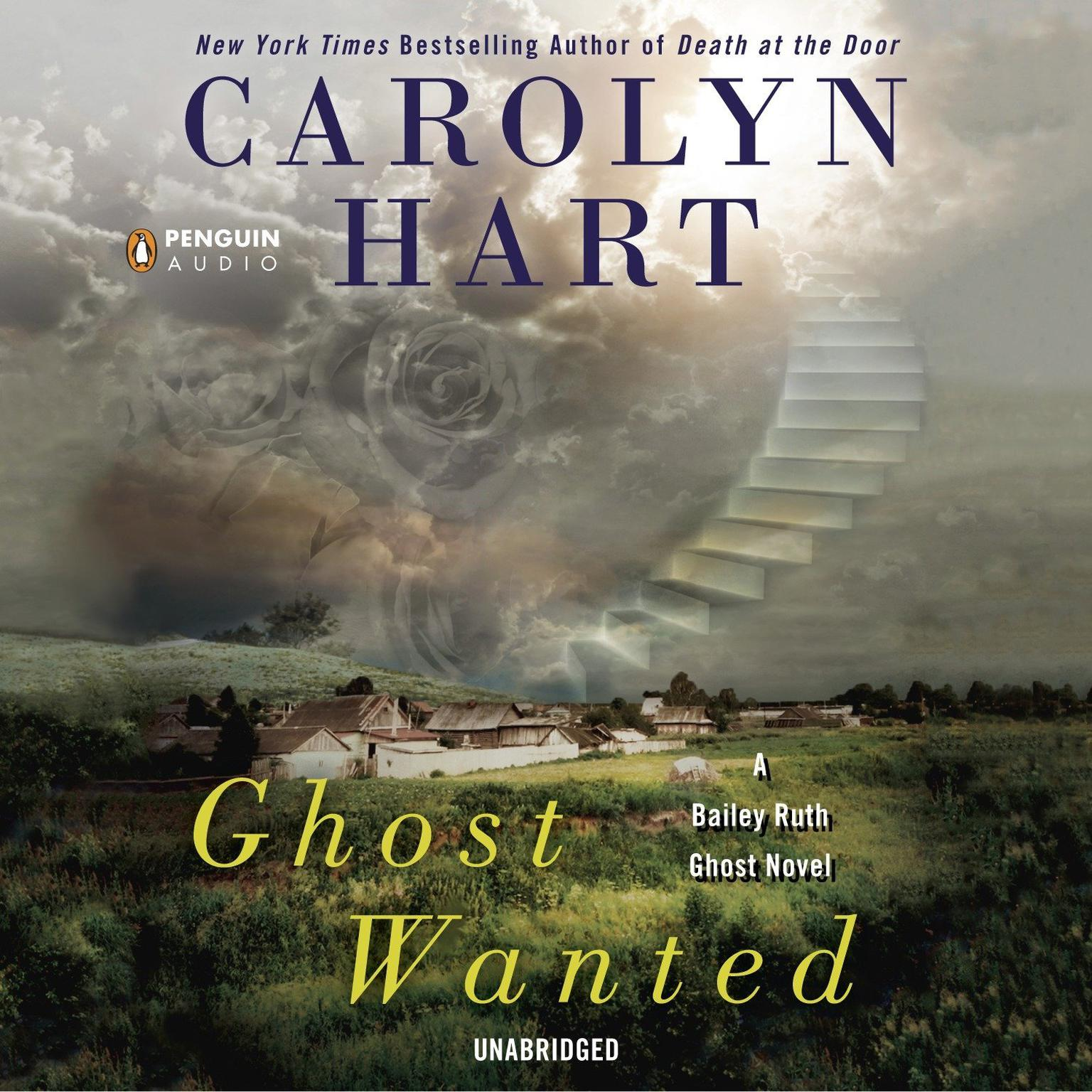 Printable Ghost Wanted: A Bailey Ruth Ghost Novel Audiobook Cover Art