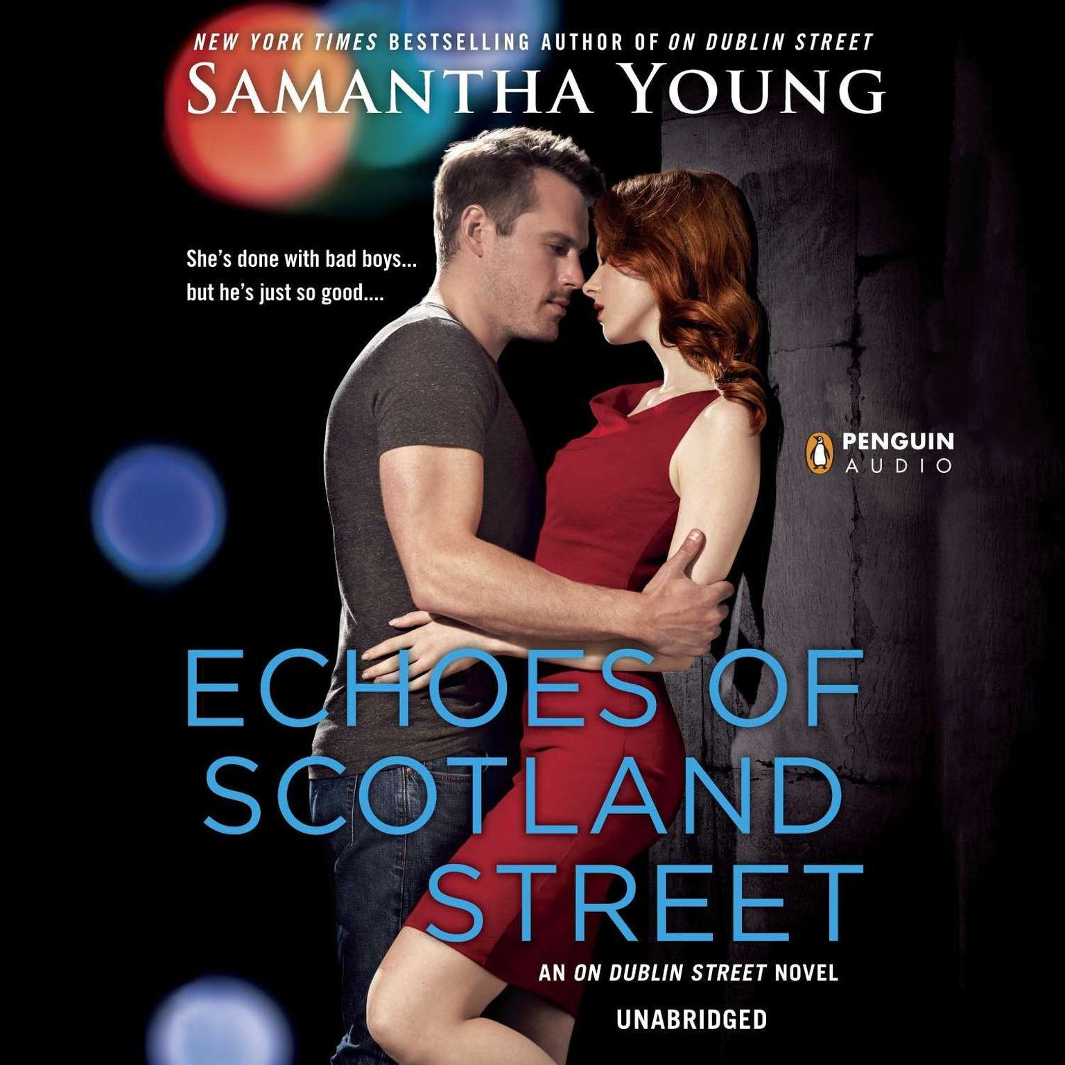 Printable Echoes of Scotland Street: An On Dublin Street Novel Audiobook Cover Art