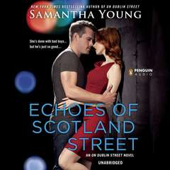 Echoes of Scotland Street: An On Dublin Street Novel Audiobook, by Samantha Young