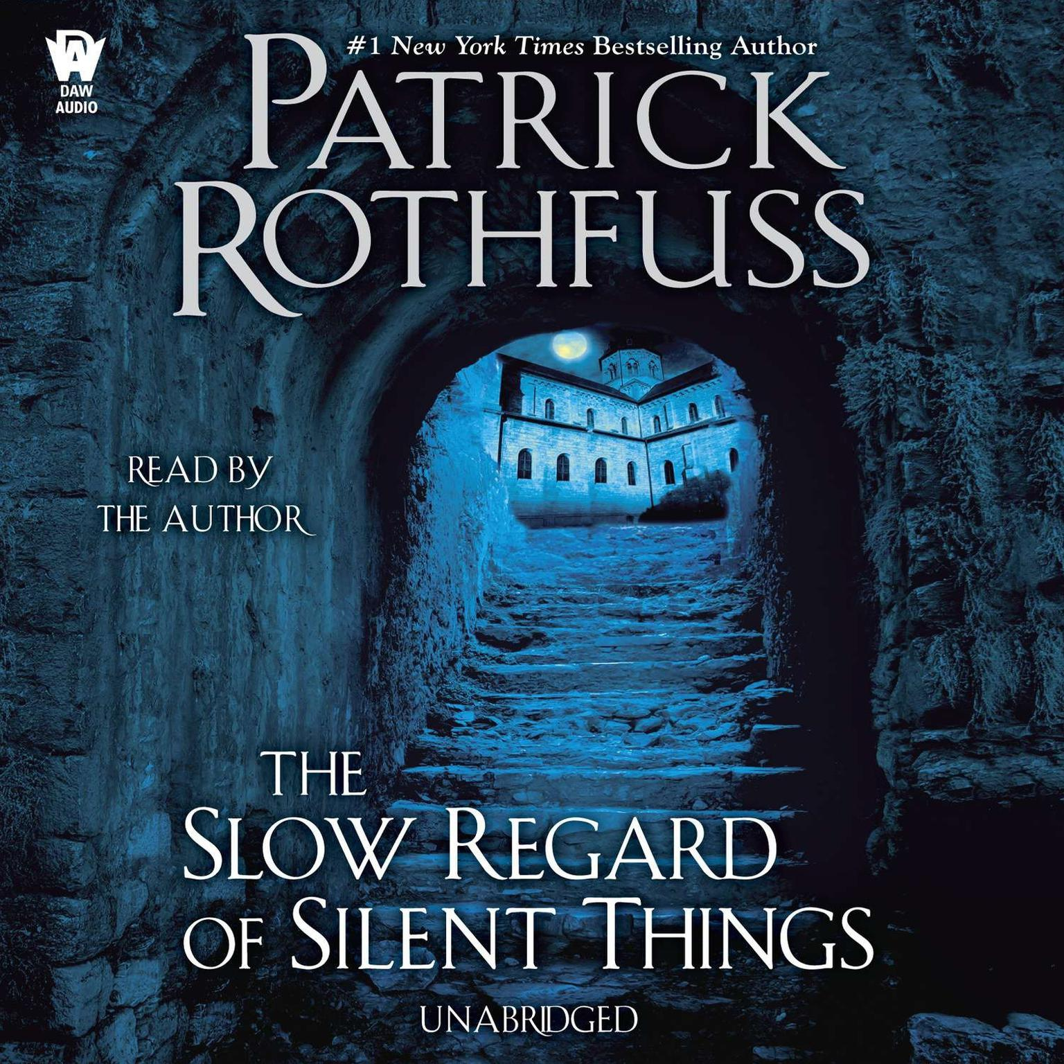 Printable The Slow Regard of Silent Things Audiobook Cover Art