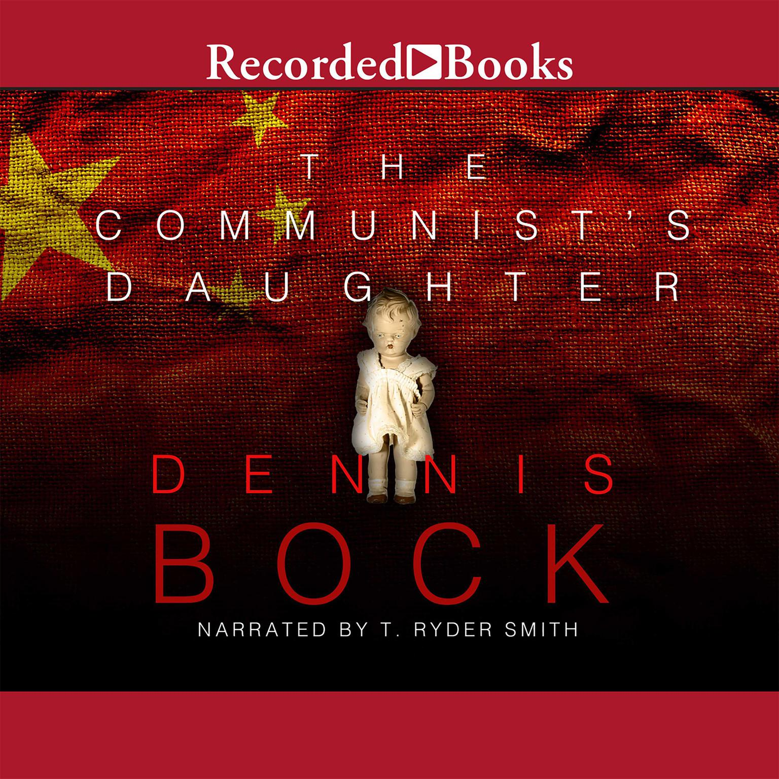 Printable The Communist's Daughter: A Novel Audiobook Cover Art
