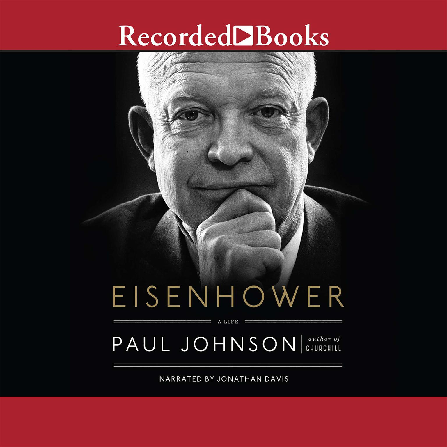Printable Eisenhower: A Life Audiobook Cover Art