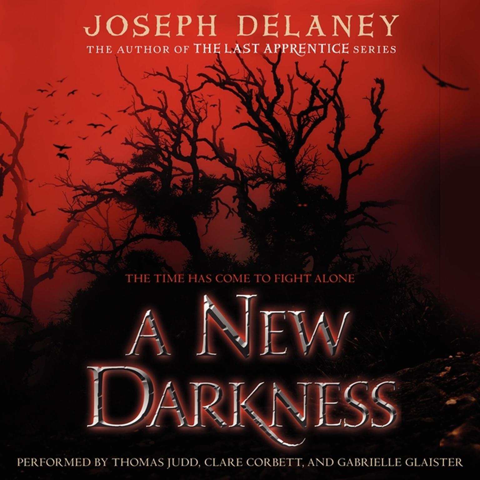 Printable A New Darkness Audiobook Cover Art
