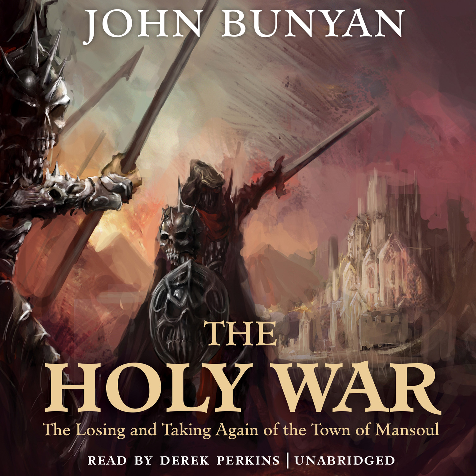Printable The Holy War: The Losing and Taking Again of the Town of Mansoul Audiobook Cover Art