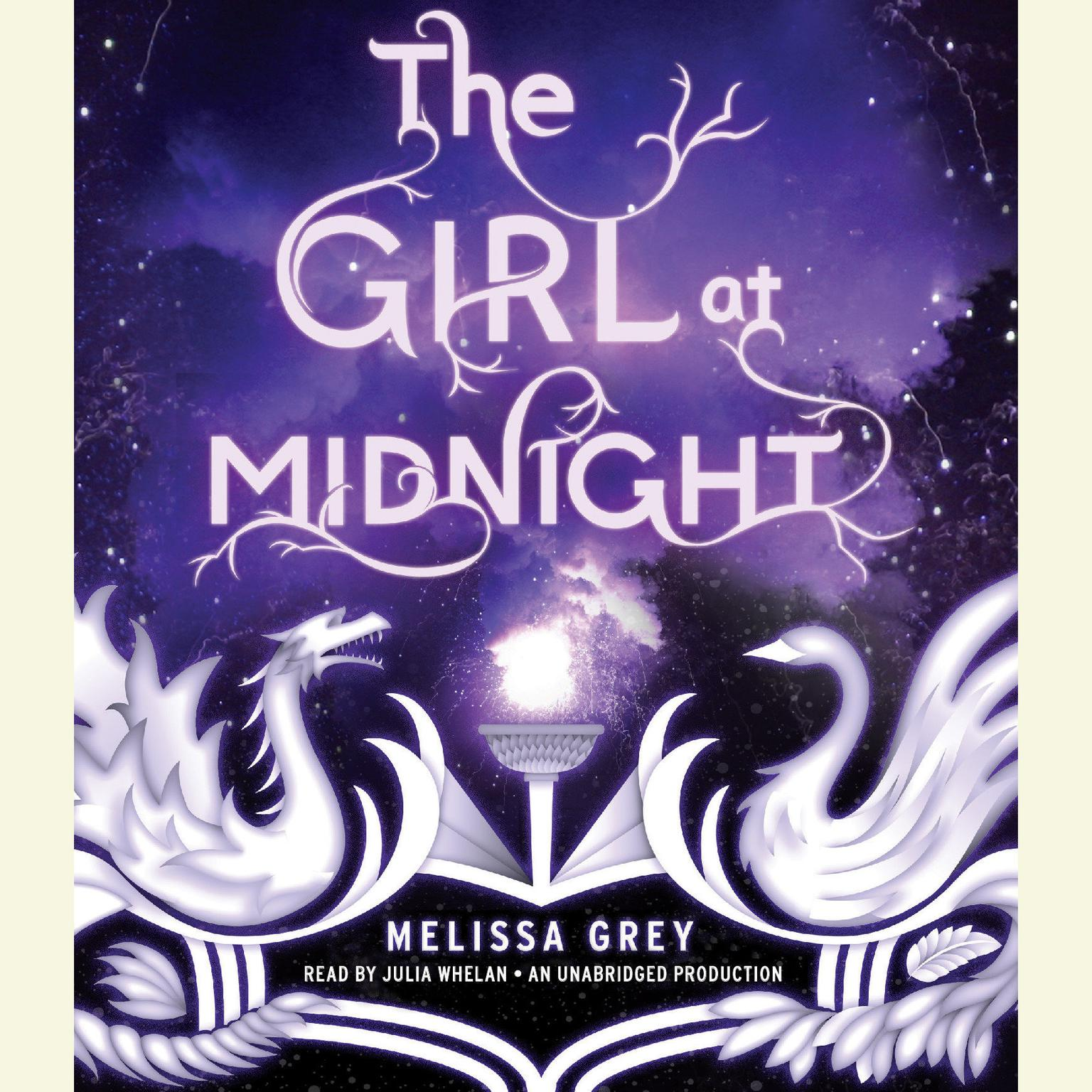 Printable The Girl at Midnight Audiobook Cover Art