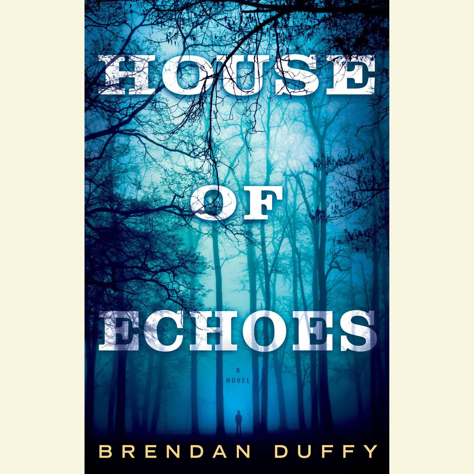 Printable House of Echoes: A Novel Audiobook Cover Art