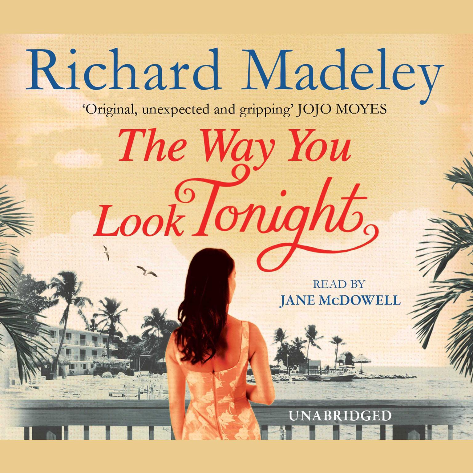 Printable The Way You Look Tonight Audiobook Cover Art