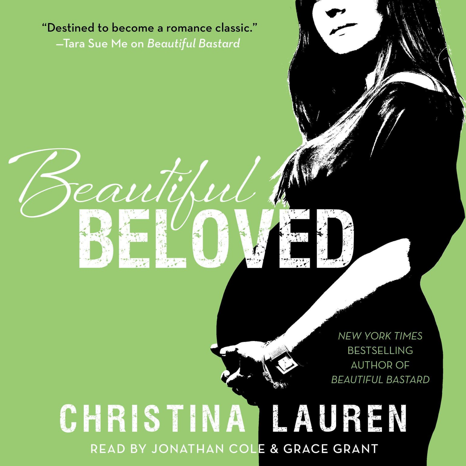 Printable Beautiful Beloved Audiobook Cover Art