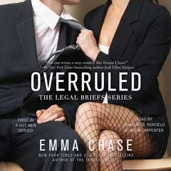 Overruled Audiobook, by Emma Chase