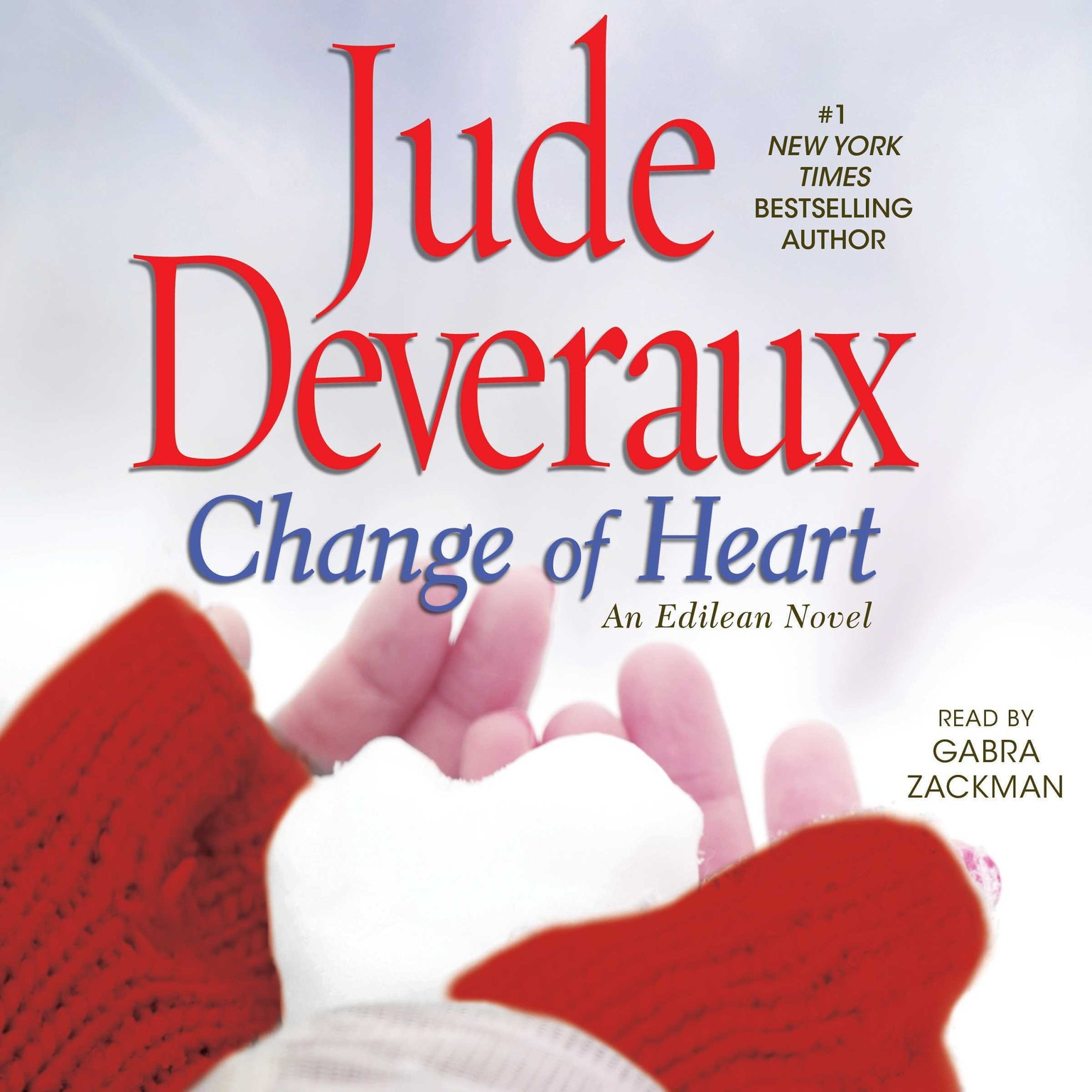 Printable Change of Heart Audiobook Cover Art