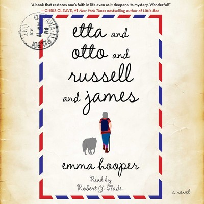 Etta and Otto and Russell and James: A Novel Audiobook, by Emma Hooper