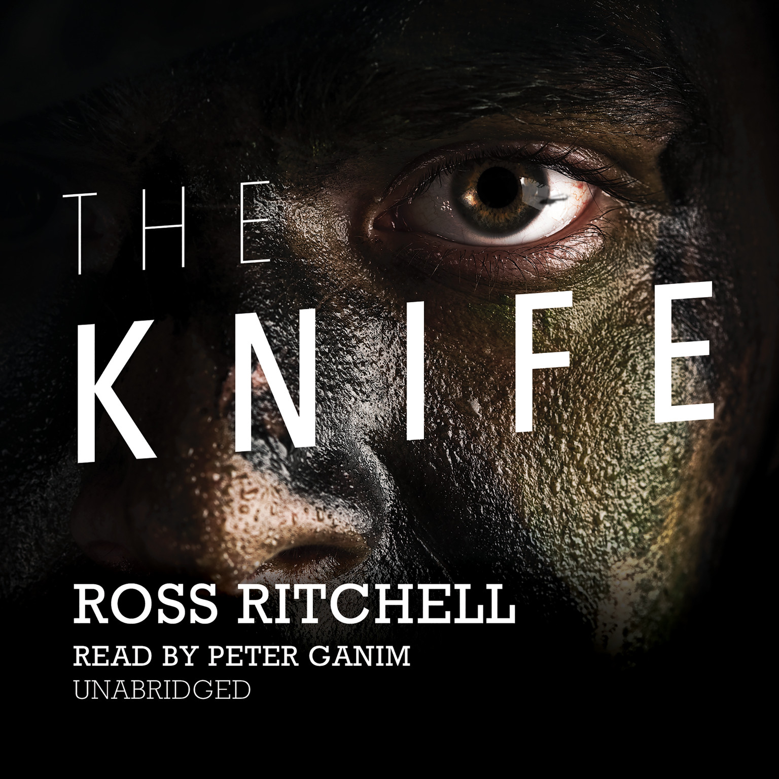 Printable The Knife Audiobook Cover Art
