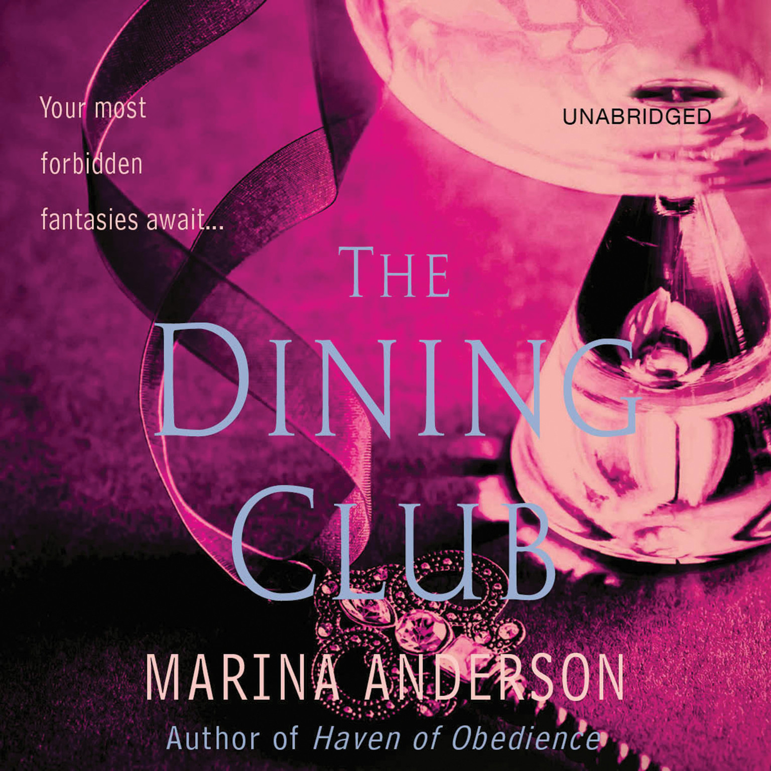 Printable The Dining Club Audiobook Cover Art