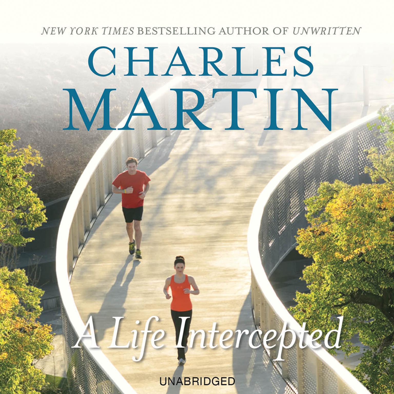 Printable A Life Intercepted: A Novel Audiobook Cover Art