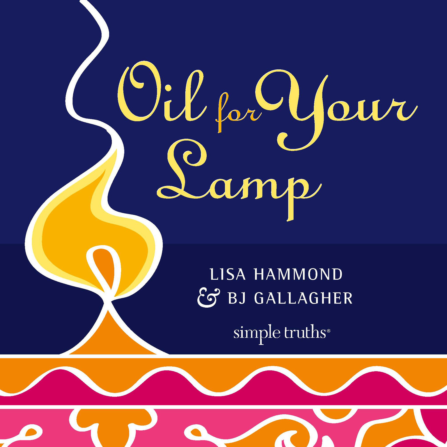Printable Oil for Your Lamp Audiobook Cover Art