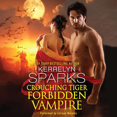 Crouching Tiger, Forbidden Vampire Audiobook, by Kerrelyn Sparks