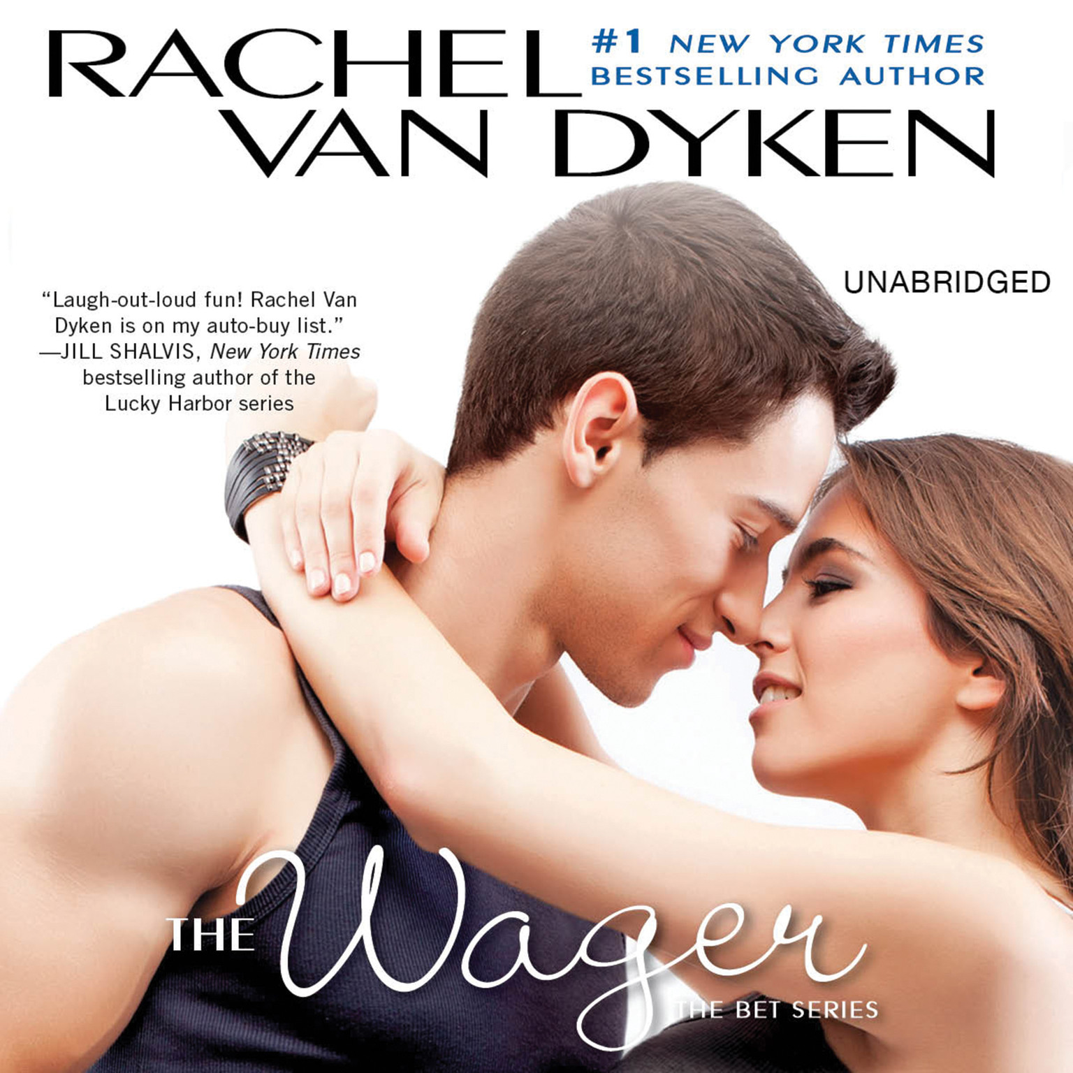 Printable The Wager: The Bet series: Book 2 Audiobook Cover Art