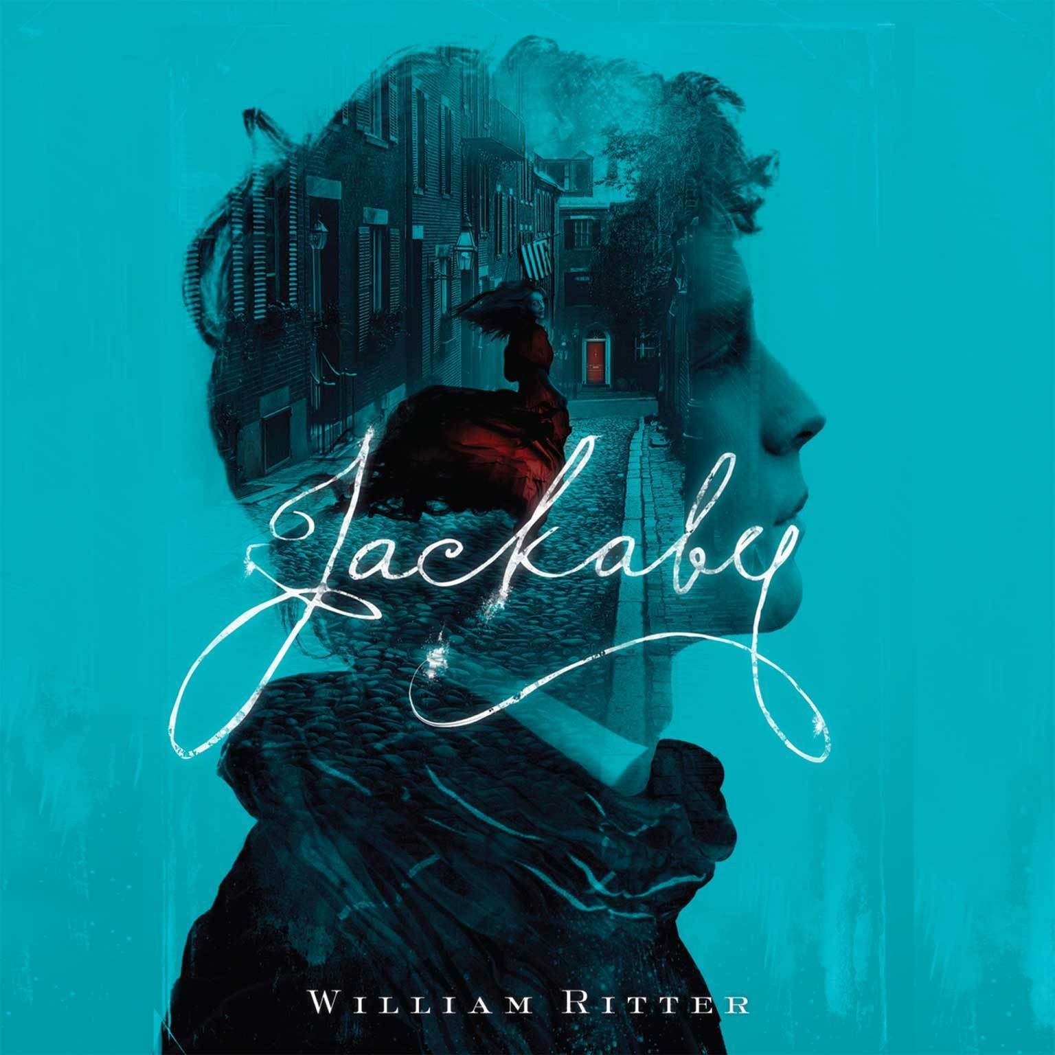 Printable Jackaby Audiobook Cover Art