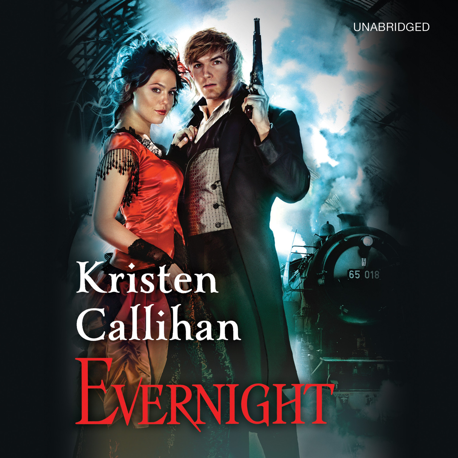 Printable Evernight: The Darkest London Series: Book 5 Audiobook Cover Art