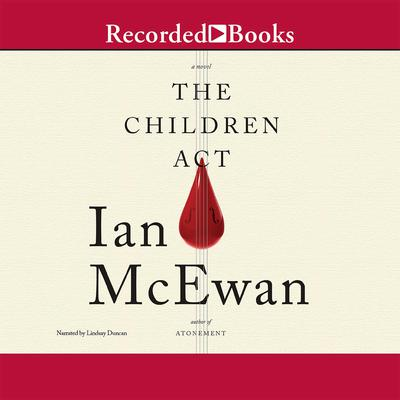 The Children Act Audiobook, by Ian McEwan