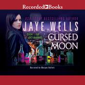 Cursed Moon Audiobook, by Jaye Wells