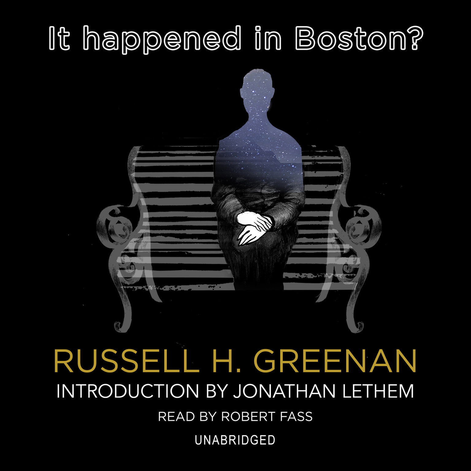 Printable It Happened in Boston? Audiobook Cover Art