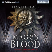 Mages Blood, by David Hair